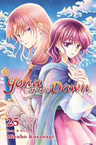 Yona of the Dawn (EN) T.25   9781974712526