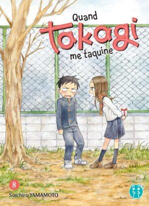 Quand Takagi me taquine T.08   9782373494822