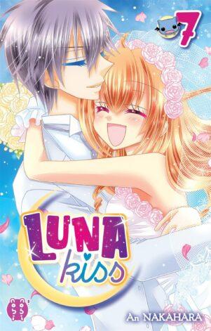 Luna Kiss T.07   9782373495126
