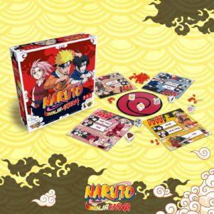 Naruto: Ninja arena - Jeu de societe | 9782376971979