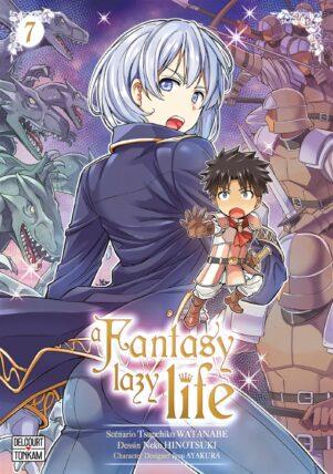 Fantasy Lazy Life (a) T.07 | 9782413026822