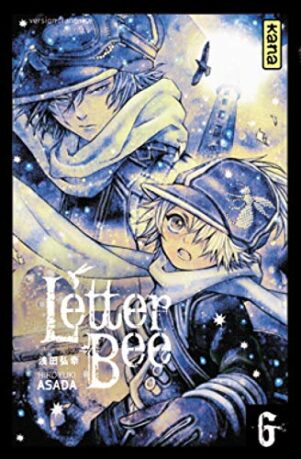 Letter Bee T.06 | 9782505008637