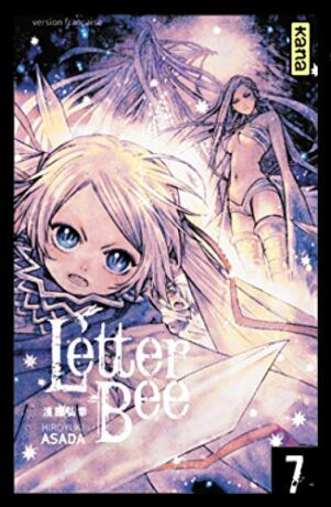 Letter Bee T.07 | 9782505009627