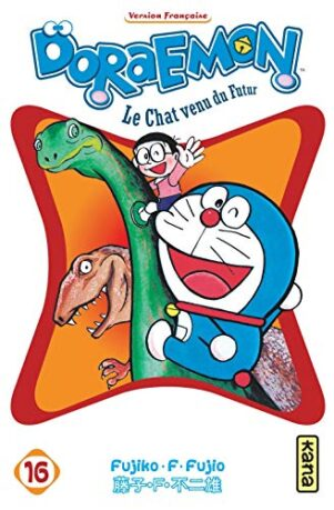 Doraemon T.16   9782505012436