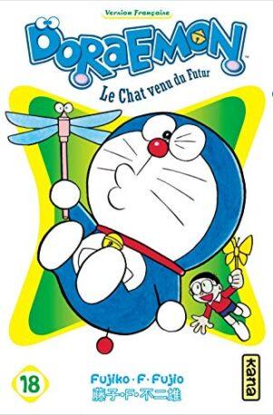 Doraemon T.18   9782505013532