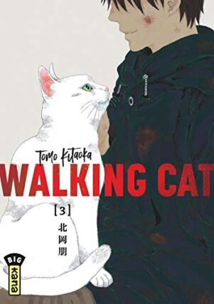 Walking cat T.03   9782505085201