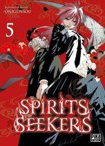 Spirits seekers T.05 | 9782811657840