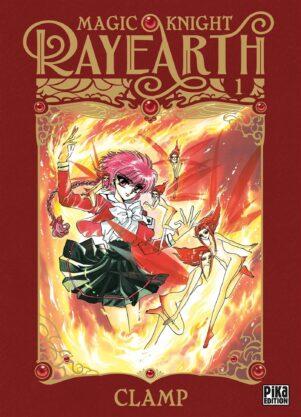 Magic Knight Rayearth - Ed. 20 ans T.01   9782811658922