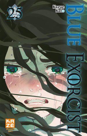 Blue exorcist T.25 | 9782820338594