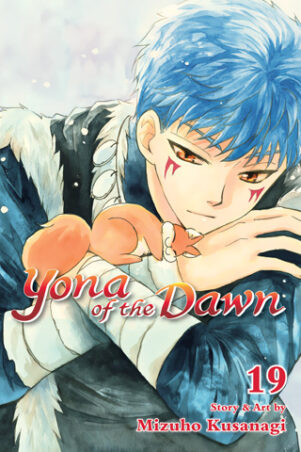 Yona of the Dawn (EN) T.19   9781421588018