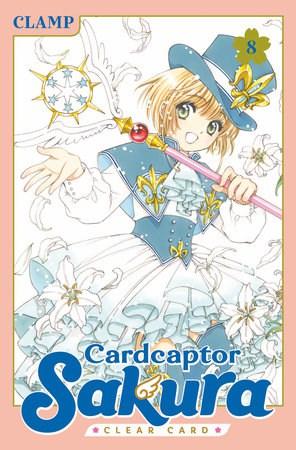 Card captor Sakura Clear card (EN) T.08   9781632369062