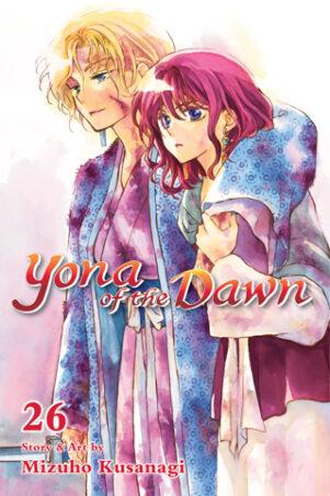 Yona of the Dawn (EN) T.26   9781974715213