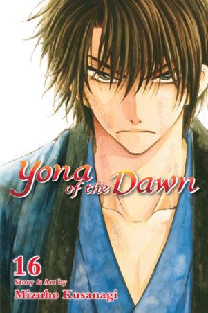 Yona of the Dawn (EN) T.16   9781421587981