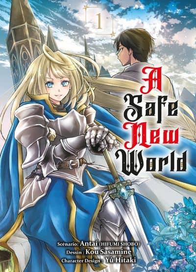 Safe new world (a) T.01 | 9782372875370