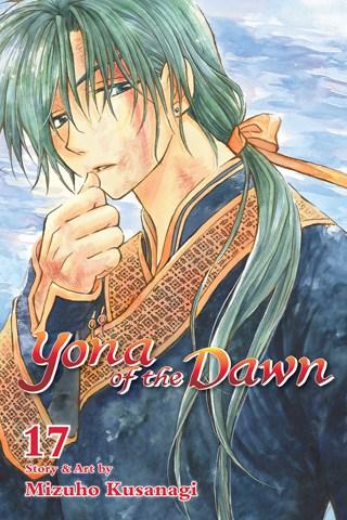 Yona of the Dawn (EN) T.17   9781421587998