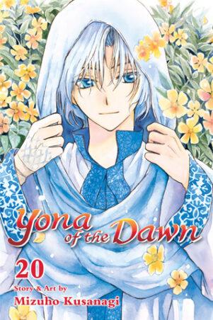 Yona of the Dawn (EN) T.20   9781421592206