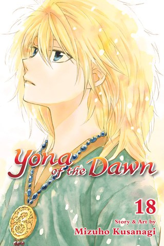 Yona of the Dawn (EN) T.18 | 9781421588001