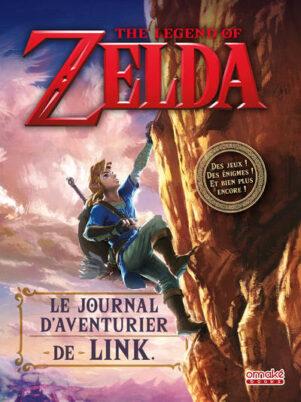 Zelda - Le journal d'aventurier de Link   9782919603831