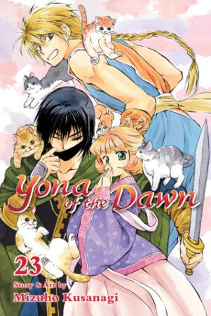 Yona of the Dawn (EN) T.23   9781974712502