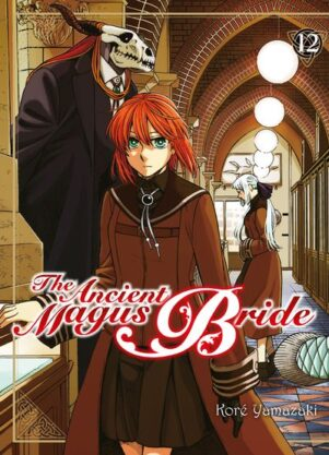 Ancient Magus Bride (The) T.12   9782372874960