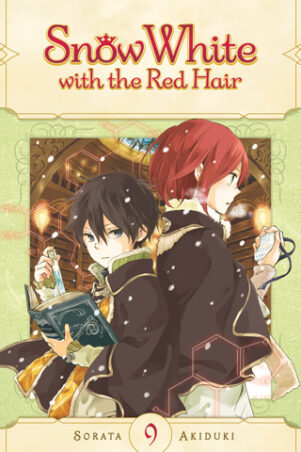 Snow White with the Red Hair (EN) T.09 | 9781974707287