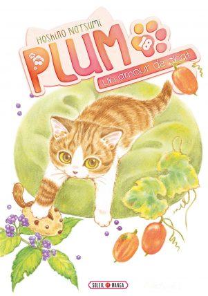 Plum, un amour de chat T.18   9782302091696