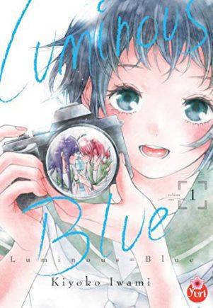 Luminous Blue T.01 | 9782375062142