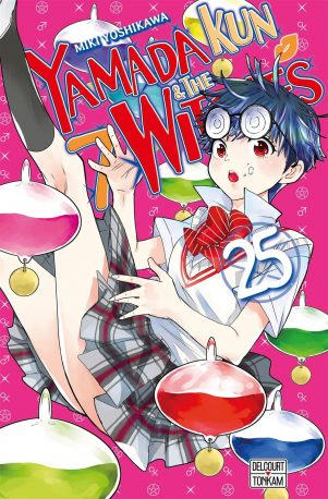 Yamada-Kun and the 7 Witches T.25   9782413013822