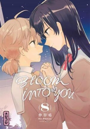 Bloom into you T.08 | 9782505084563