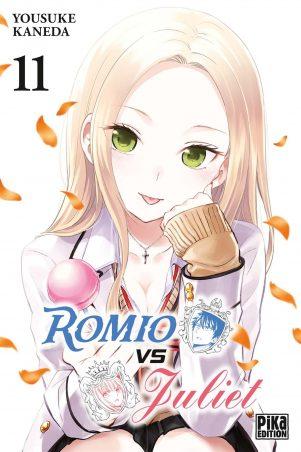 Romio vs Juliet T.11   9782811659776