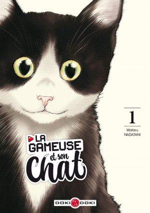 Gameuse et son chat (La) T.01 | 9782818978337