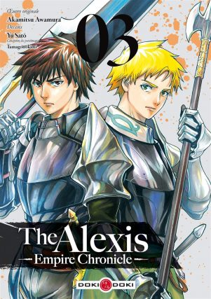 Alexis empire chronicle (The) T.03 | 9782818978412