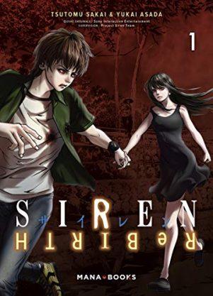 Siren rebirth T.01   9791035502249