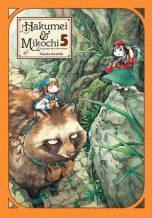 Hakumei and Mikochi (EN) T.05   9781975302955