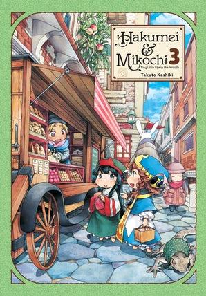 Hakumei and Mikochi (EN) T.03   9781975302931