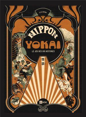 Nippon yokai, le jeu des dix histoires | 9782369120872