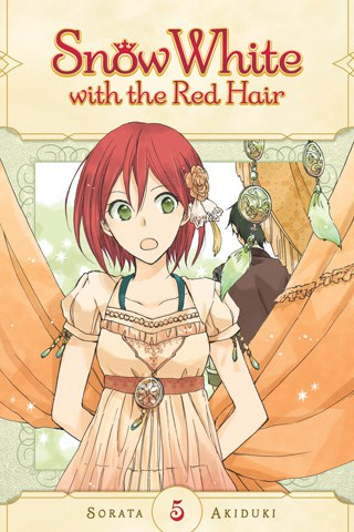 Snow White with the Red Hair (EN) T.05 | 9781974707249