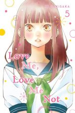 Love me, love me not (EN) T.05 | 9781974713134