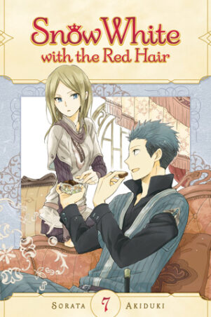 Snow White with the Red Hair (EN) T.07 | 9781974707263