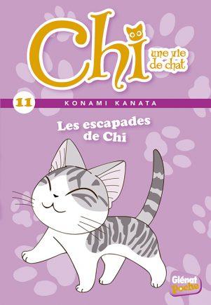 Chi, une vie de chat - Ed. de poche T.11   9782344007198
