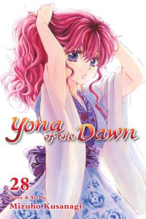 Yona of the Dawn (EN) T.28   9781974717361