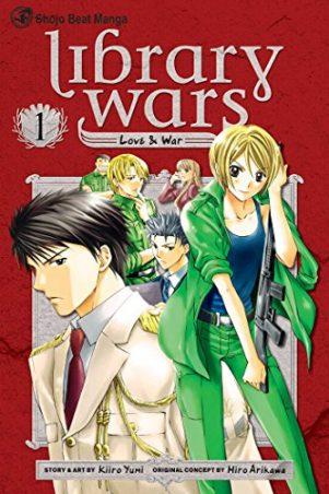 Library Wars - Love and Wars (EN) T.01   9781421534886
