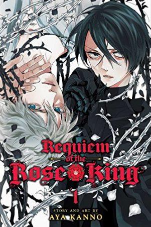 Requiem of the Rose King (EN) T.01 | 9781421567785
