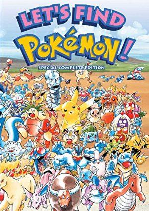 Let's find Pokemon - Special complete ed. (EN)   9781421595795