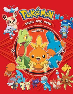 Pokemon Seek and Find (EN) - Hoenn   9781421598123