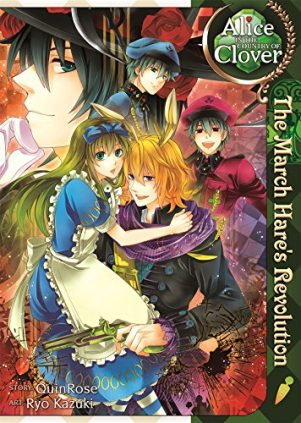Alice in the Country of Clover: The March Hare's Revolution (EN) | 9781626921245