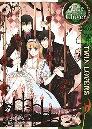 Alice in the Country of Clover: Twin Lovers (EN) | 9781626921276