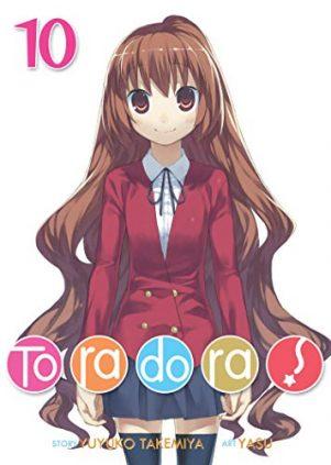 Toradora - LN (EN) T.10   9781645054382