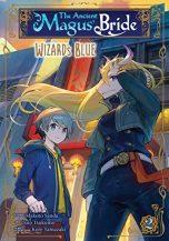 Ancient magus' bride (The) - Wizard's blue (EN) T.02   9781645059868