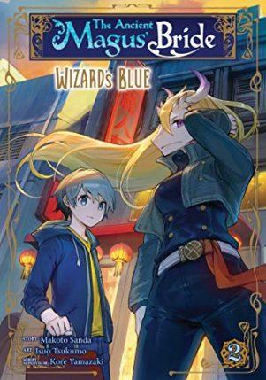 Ancient magus' bride (The) - Wizard's blue (EN) T.02 | 9781645059868